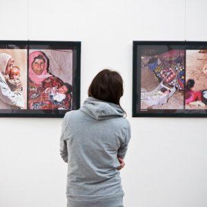 Výstava fotografií Zo života beduínov v Sýrskej púšti v Etnografickom múzeu SNM v Martine