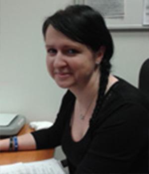Mgr. Darina Bušová