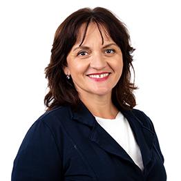PaedDr. Andrea Molnárová, PhD.