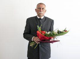 Cena Ondreja Štefanka v rukách prof. Jaroslav Čukana